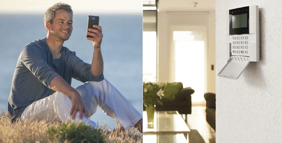 sicherheit f hlen mit der alarmanlage system 9000 von indexa. Black Bedroom Furniture Sets. Home Design Ideas